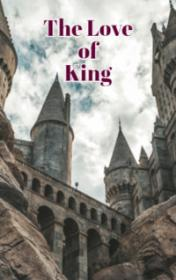 The Love of King by Peter Dainty book cover