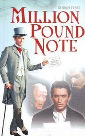 The Million Pound Bank Note by Mark Twain book cover