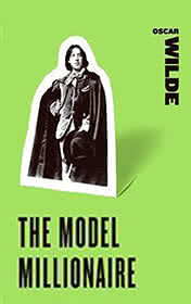 The Model Millionaire by Oscar Wilde book cover