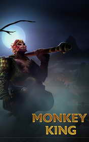 The Monkey King by Wu Cheng book cover