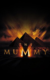 The Mummy by David Levithan book cover