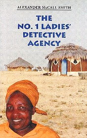 The No1 Ladies Detective Agency by Alexander Smith book cover