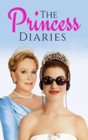 The Princess Diaries by Meg Cabot book cover