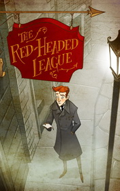 The Red-headed League by Conan Doyle