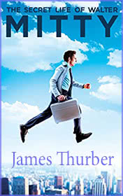 The Secret Life of Walter Mitty by James Thurber book cover