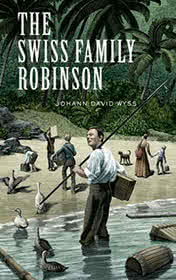 The Swiss Family Robinson book cover