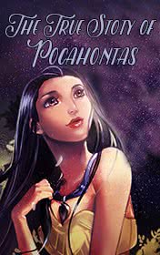 The True Story of Pocahontas by Kelly Reinhart book cover