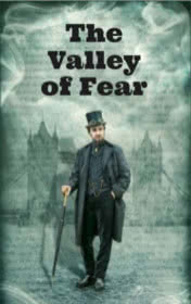 The Valley of Fear by Conan Doyle book cover