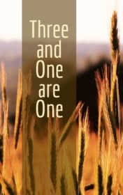 Three and One Are One by Ambrose Bierce book cover