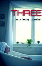 Three is a Lucky Number by Margery Allingham book cover