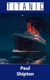 Titanic by Paul Shipton book cover