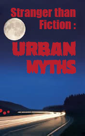 Urban Myths by Phil Healey book cover