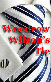 Woodrow Wilson Tie by Patricia Highsmith book cover